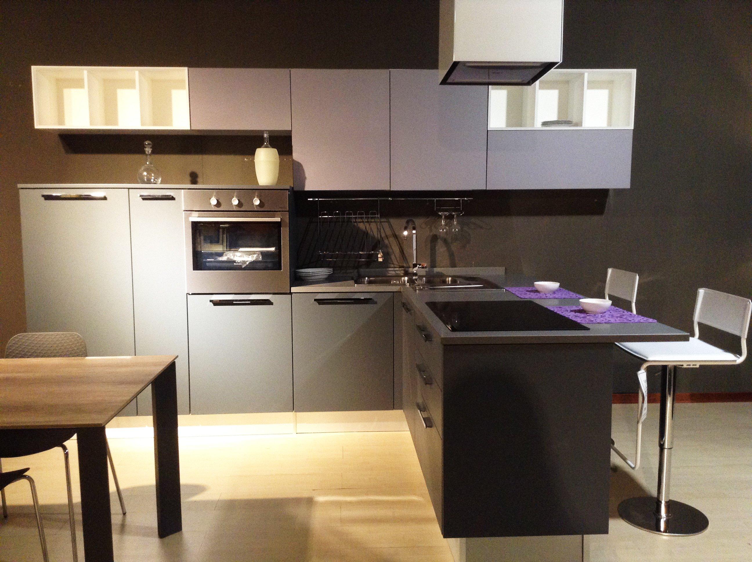 Cucina Lube Martina Acrilico - Vissani Casa