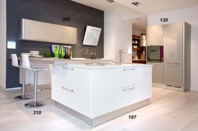 Home » OUTLET » Cucine Outlet » Cucina Lube Katia Isola