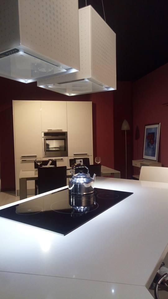 Cucina Lube Nilde Rovere Caffe - Vissani Casa
