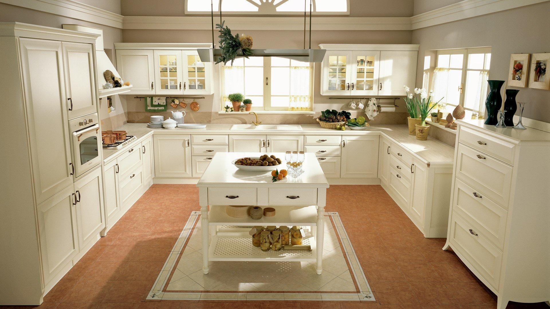 Cucina Lube Velia laccata - Vissani Casa
