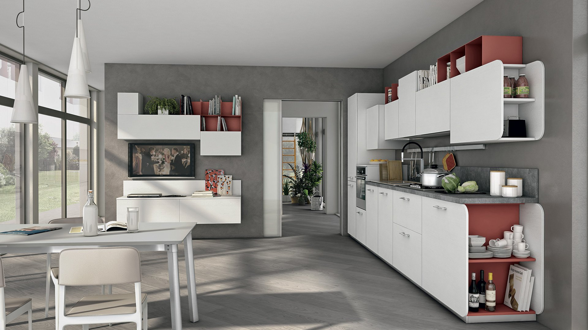 Cucina Lube Immagina - Vissani Casa