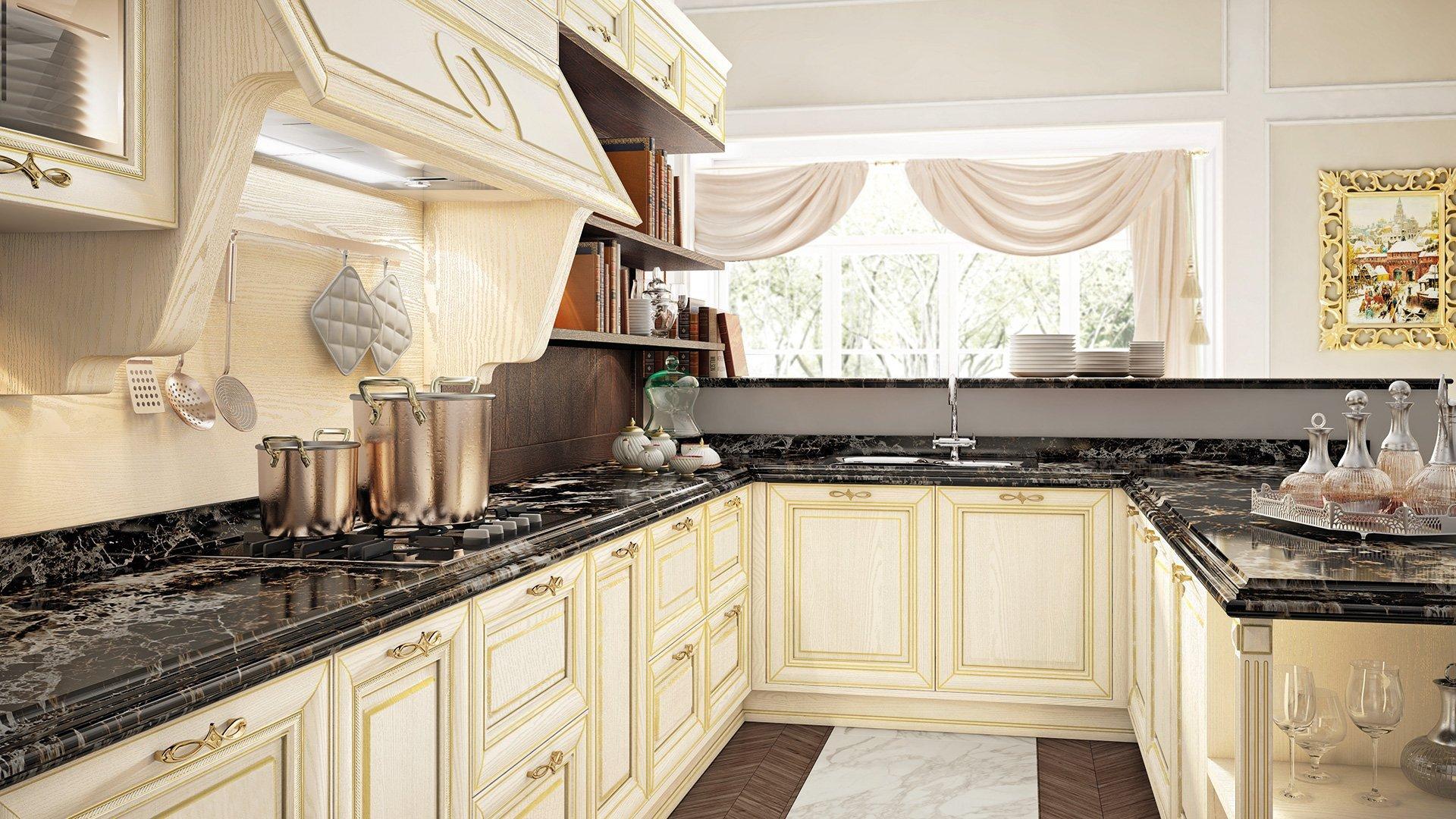 Cucina Lube Pantheon - Vissani Casa