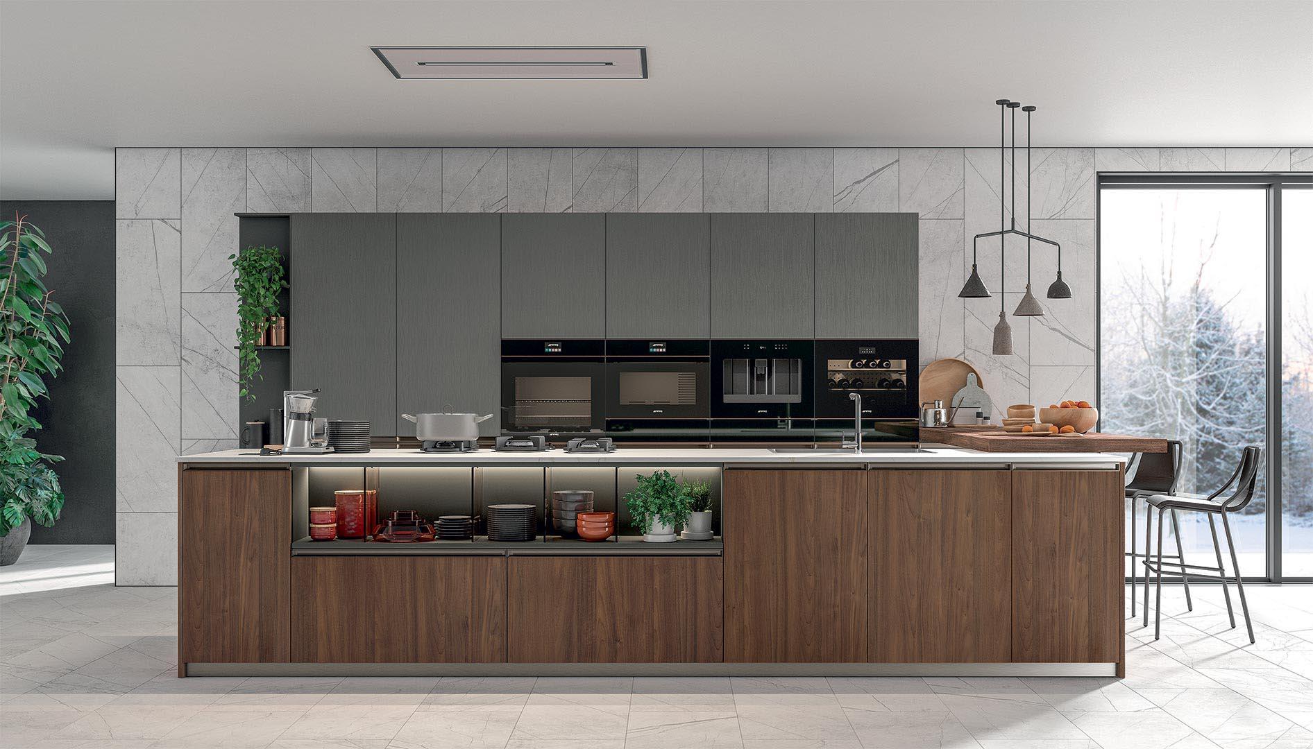 Cucina Lube Immagina Plus - Vissani Casa