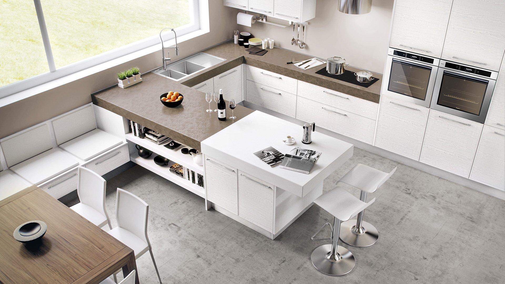 Cucina Lube Adele - Vissani Casa