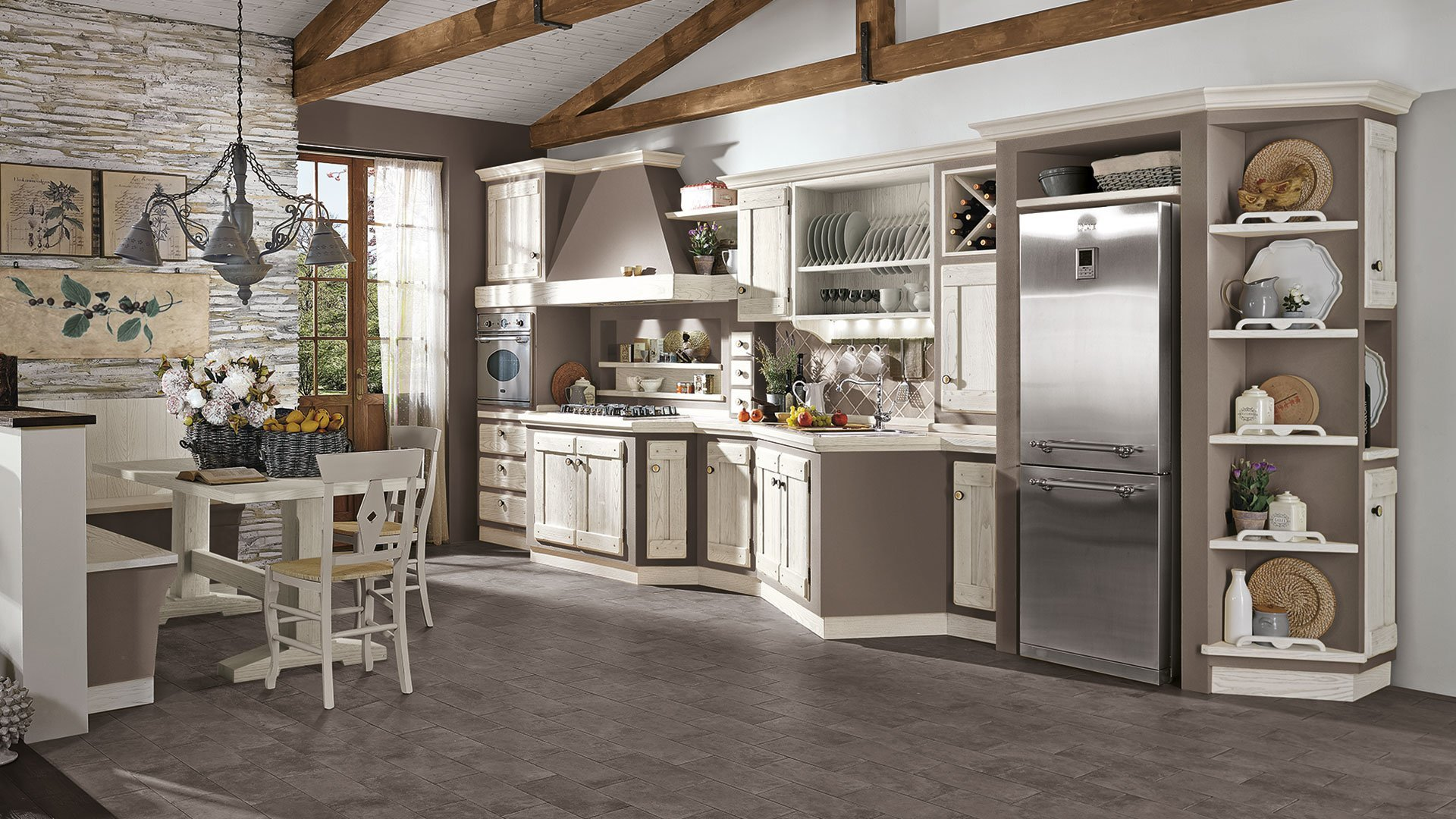 Cucina Anita Borgo Antico - Vissani Casa