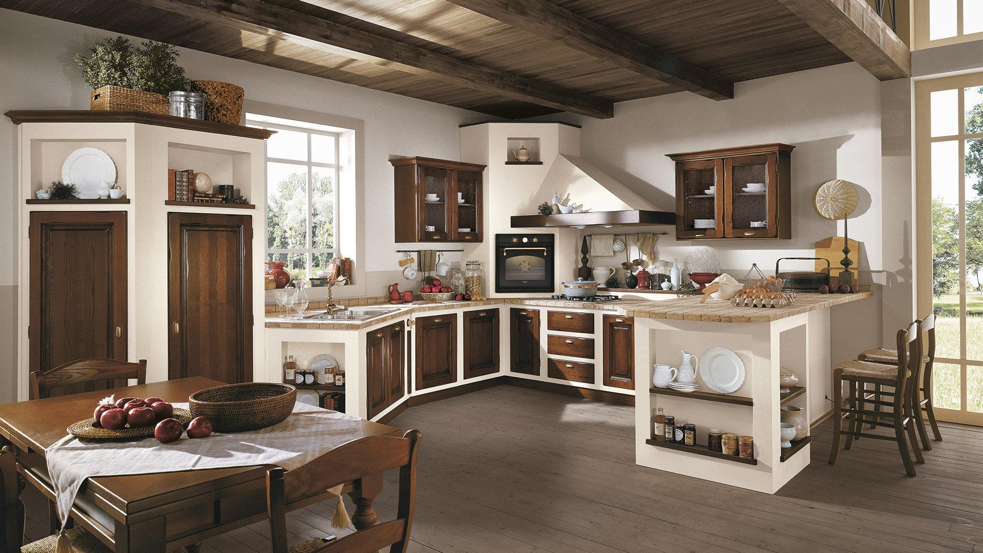 Cucina Onelia Borgo Antico - Vissani Casa