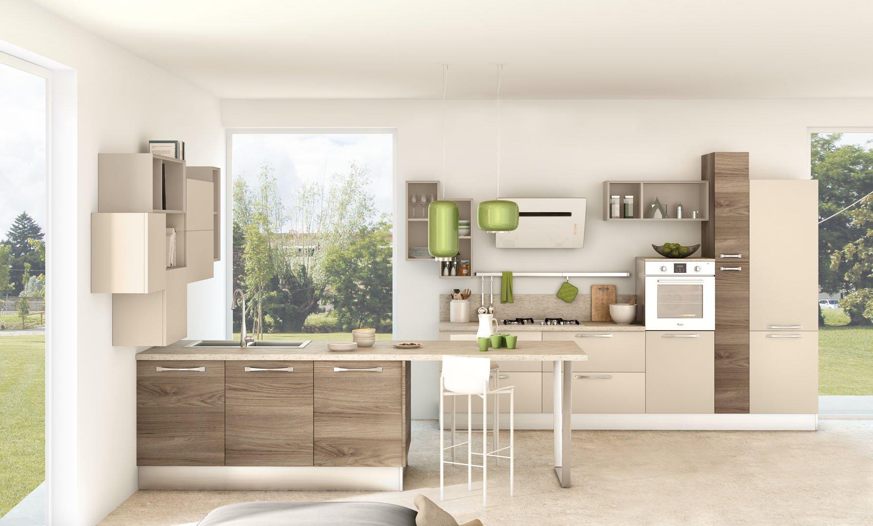 Cucina Lube Noemi - Vissani Casa