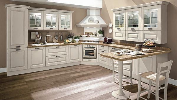 Cucine Lube » Cucine Lube Modello Laura - Ispirazioni Design dell ...