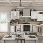 Cucina Rebecca Borgo Antico Bianco Pietra