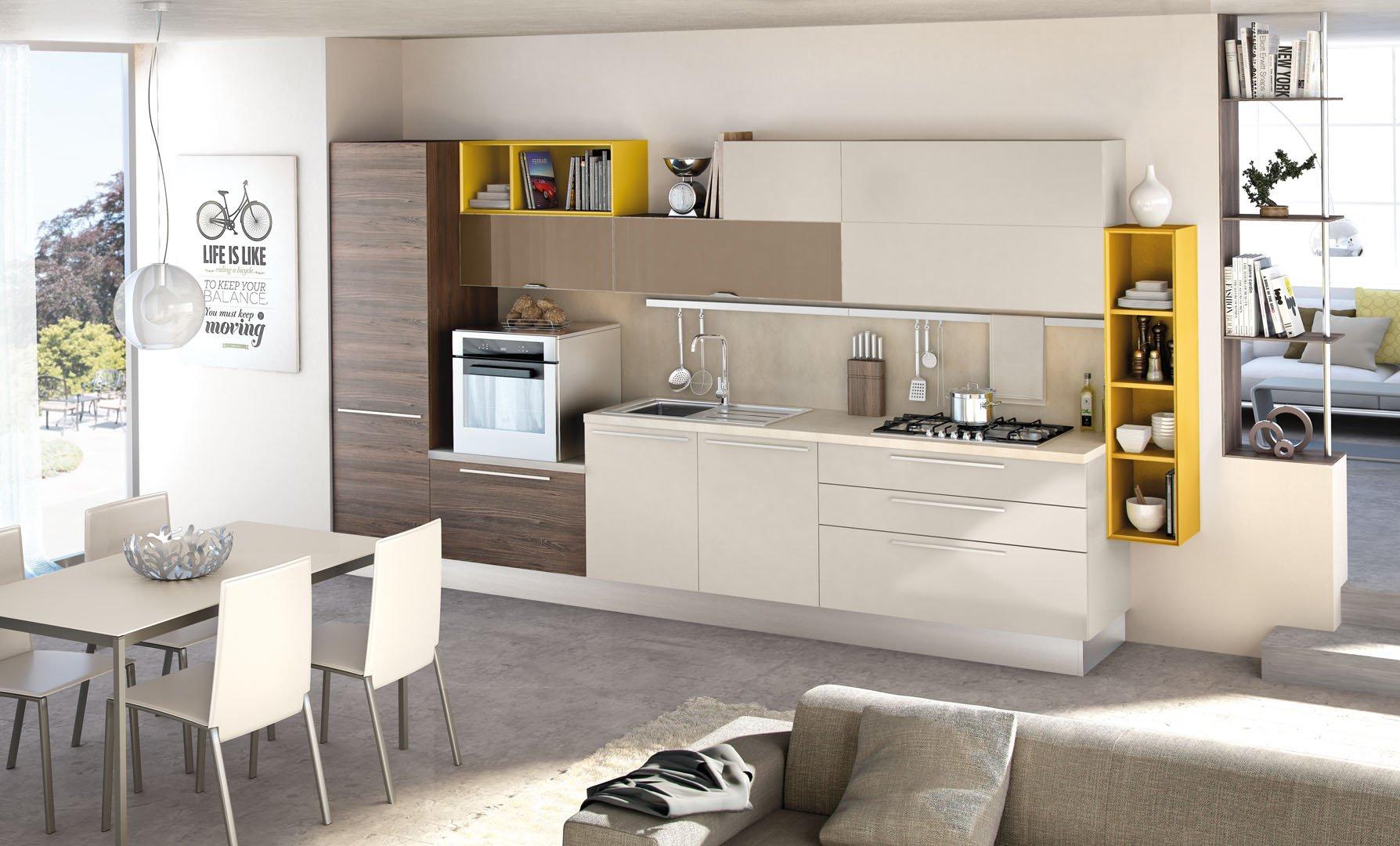 Cucina Noemi Lube.Cucina Lube Noemi Solo Un Altra Idea Di Immagine Decorativa