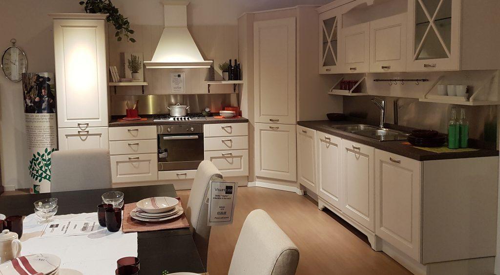 cucina lube agnese bianco camelia vissani casa