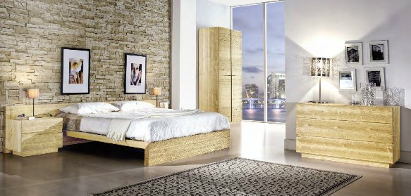 Best camera legno massello natural vissani casa with - Stanze da letto rustiche ...