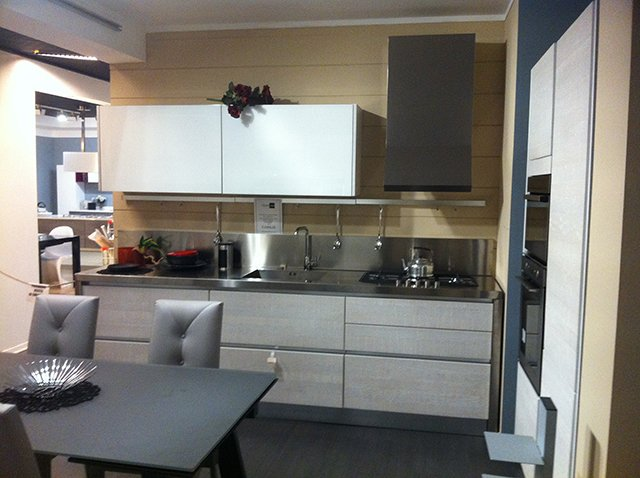 Cucine outlet archivi vissani casa - Cucina rovere bianco ...