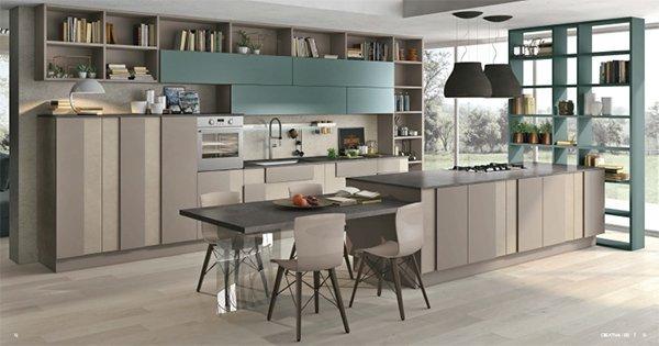 Cucina Lube Creativa - Vissani Casa