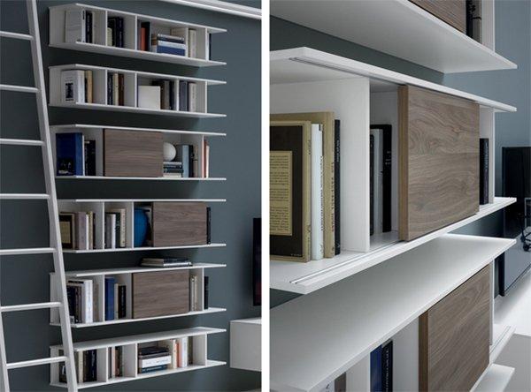 Libreria Butterfly Novamobili