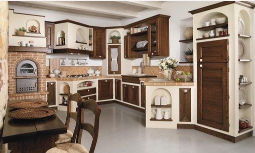 Cucina Luisa Borgo Antico - Vissani Casa