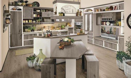 Cucina Rebecca Borgo Antico - Vissani Casa