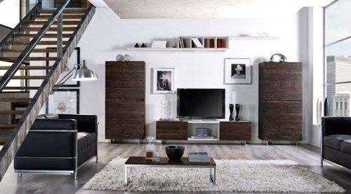 Soggiorno Legno Massello Natural 01 - Vissani Casa