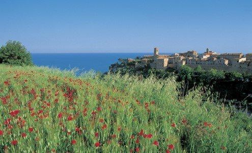 Marche region landscape