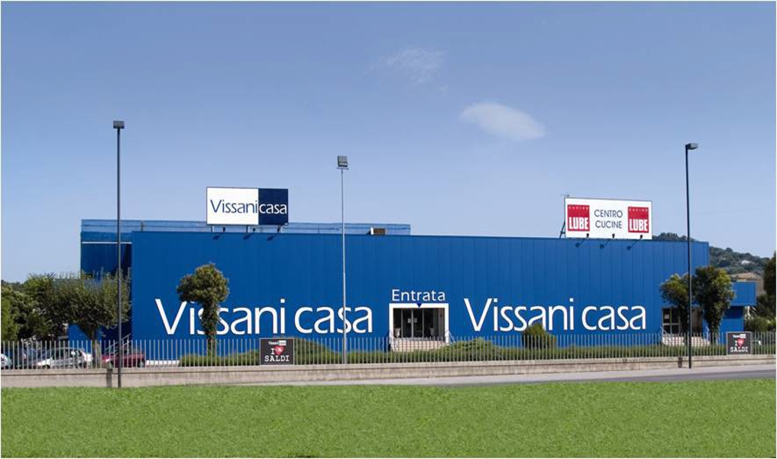 Vissani Casa Show-Room and Offices