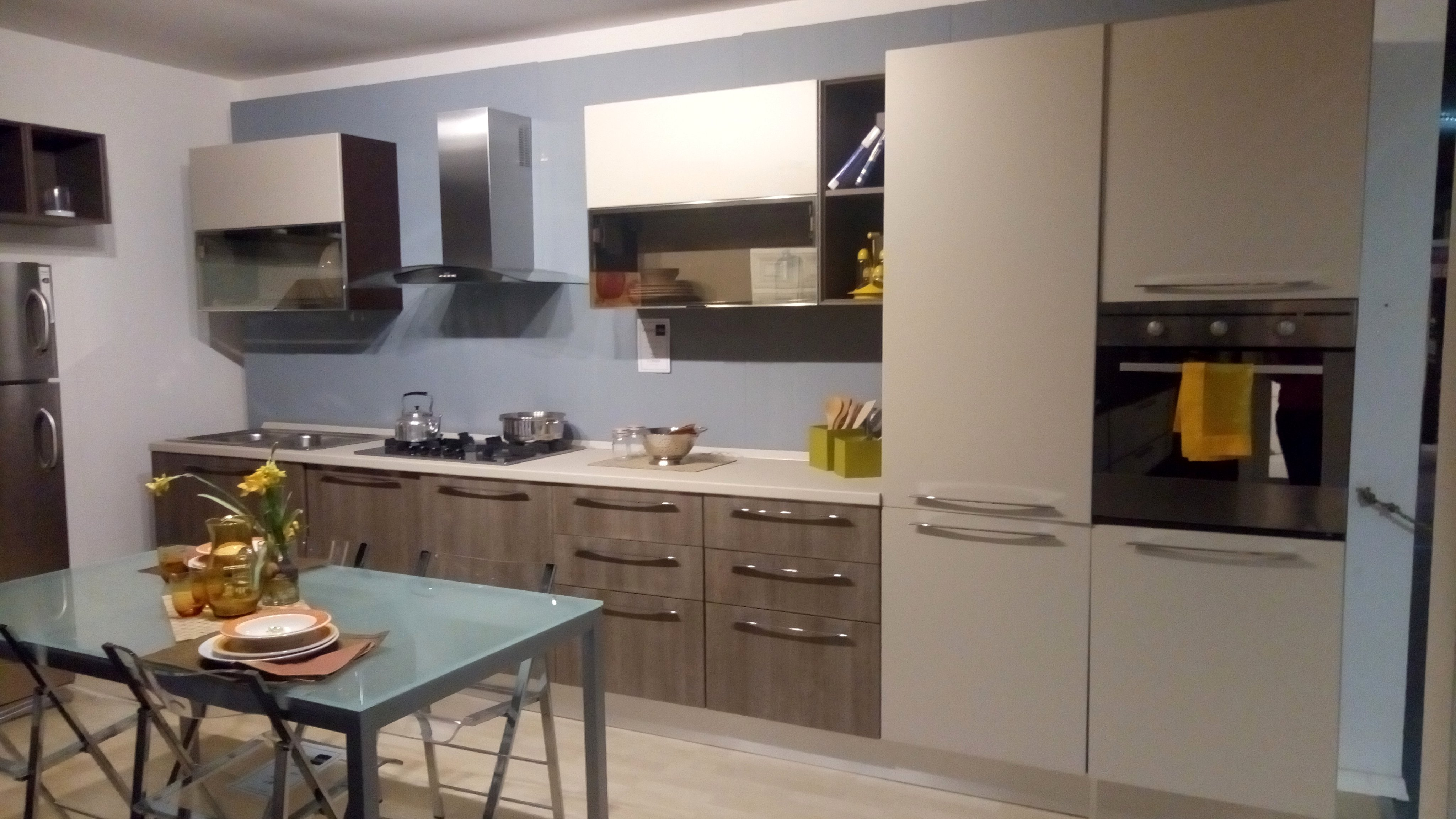Cucina Lube Noemi Corda\\Rovere