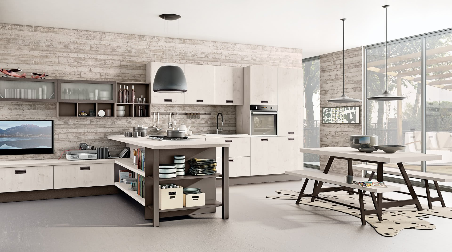 Cucine Di Alto Design : Cucina kyra vissani casa